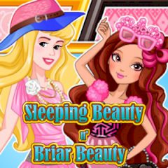 Sleeping Beauty'n'Briar Beauty