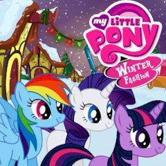 My Little Pony Winter Fashion