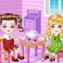Doll House Tea Party