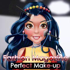 Fashion Magazine Perfect Make-up
