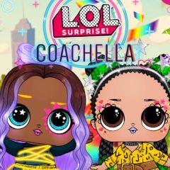 LOL Surprise! Coachella