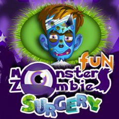 Fun Monsters and Zombies Surgery