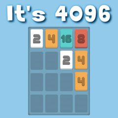 It's 4096