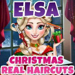 Elsa Christmas Real Haircuts