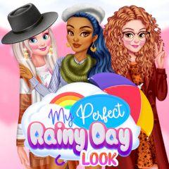 My Perfect Rainy Day Look