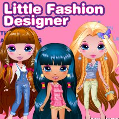 Little Fashion Designer
