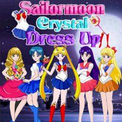 Sailormoon Crystal Dress up