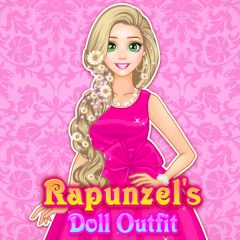 Rapunzel's Doll Outfit