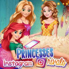 Princesses Instagram Rivals