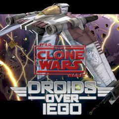 Star Wars: The Clone Wars. Droids over Iego