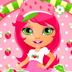 Baby Barbie Strawberry Costumes