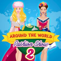 Around the World Fashion Show 2