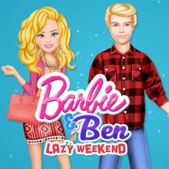 Barbie & Ken Lazy Weekend