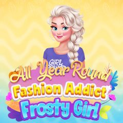 All Year Round Fashion Addict Frosty Girl