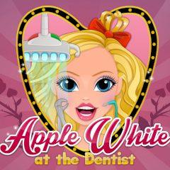 Apple White at the Dentist