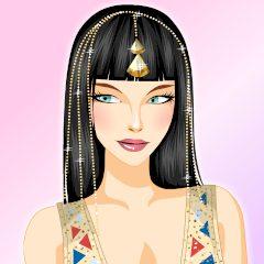 Cleopatra Dress up