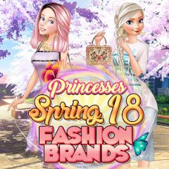 Princesses Spring 18 Fashion Brands