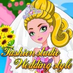 Fashion Studio Wedding Style