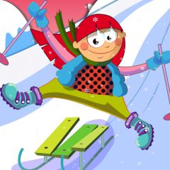 The Winter Sleigh Ride