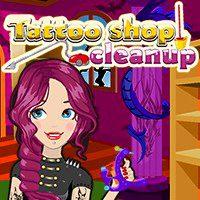 Tattoo Shop Cleanup