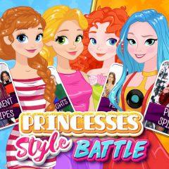 Princesses Style Battle