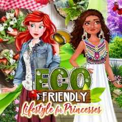 Eco-Friendly Lifestyle for Princesses