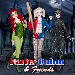 Harley Quinn & Friends