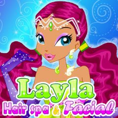 Layla Hair Spa & Facial