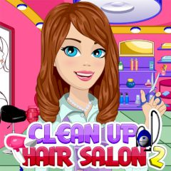 Clean up Hair Salon 2