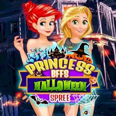 Princess BFFs Halloween Spree
