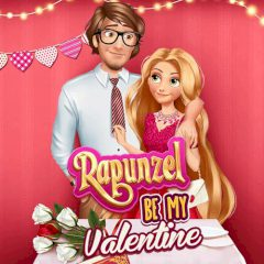 Rapunzel Be My Valentine