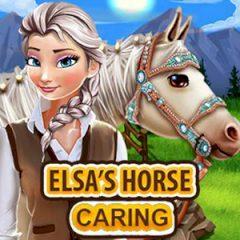 Elsa's Horse Caring