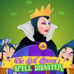 The Evil Queen's Spell Disaster