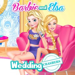 Barbie and Elsa Wedding Crashers