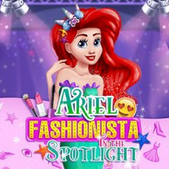 Ariel Fashionista in the Spotlight