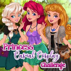 Princess Casual Cosplay Challenge
