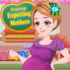 Dress up Expecting Mothers