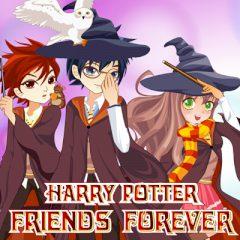 Harry Potter. Friends Forever