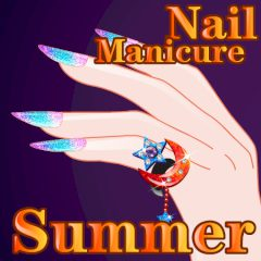 Summer Nail Manicure
