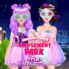 Amusement Park #Fun Dress up