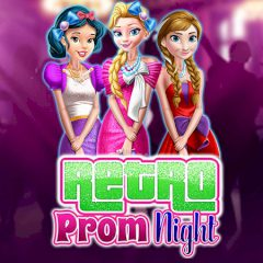 Retro Prom Night