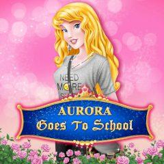 Aurora Goes to School