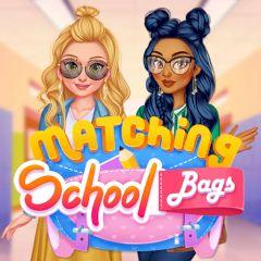 Matching School Bags
