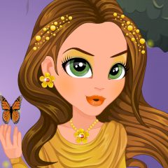 Elements Makeover: Earth Princess