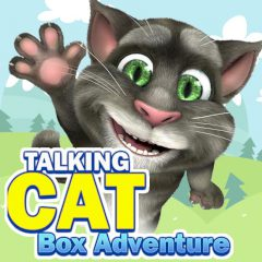 Talking Cat Box Adventure