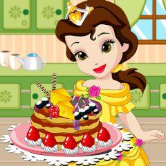 Princess Kitchen Belle's Pancakes