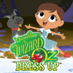Dorothy and the Wizard of Oz Dress up