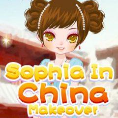 Sophia in China Makeover