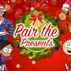 Nickelodeon Pair the Presents