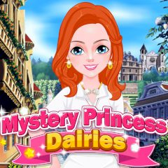 Mystery Princess Dairies